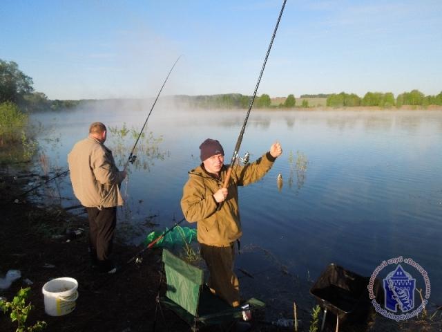 клев рыбы в нижегородской области кстово
